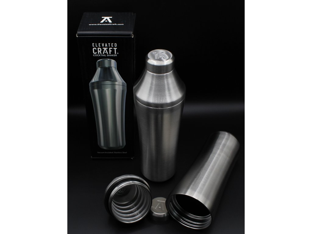 COCKTAIL SHAKER- THE ELEVATED CRAFT