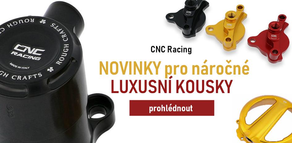 CNC Racing novinky