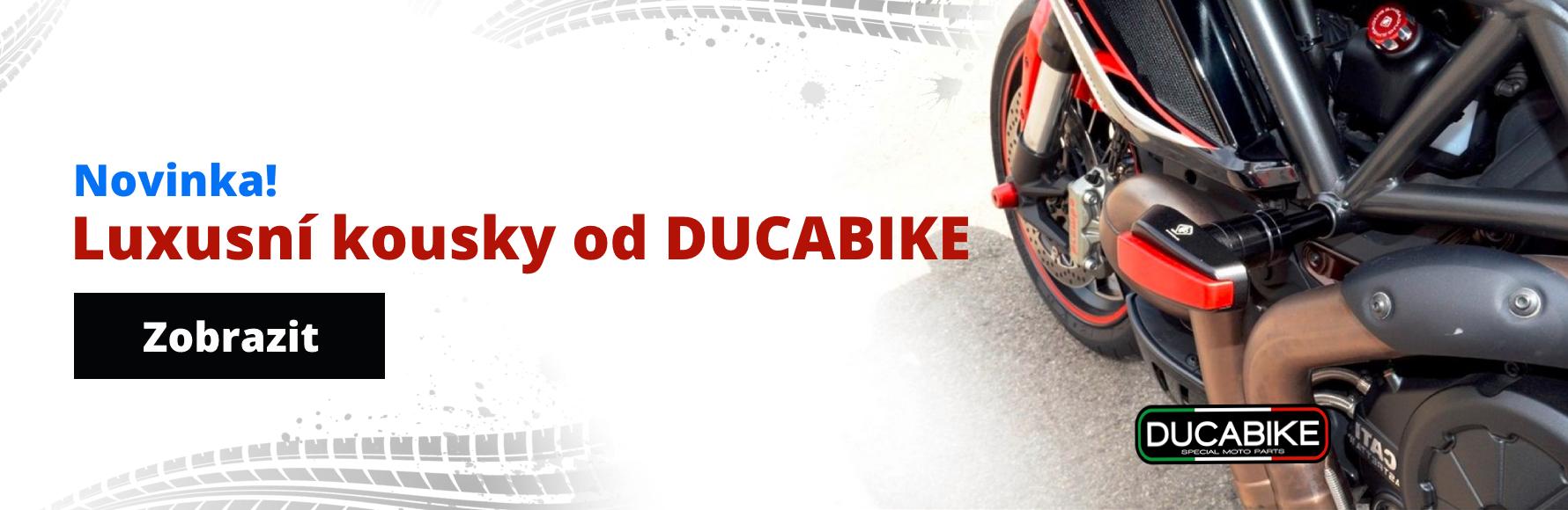 Novinky od Ducabike