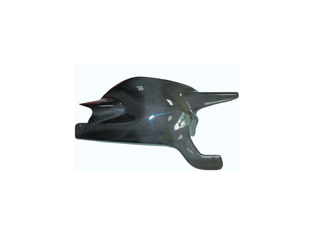 Kryt kyvné vidlice CM COMPOSIT pro DUCATI Monster 1100 CARBON