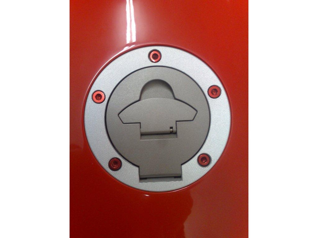 Sada šroubů uzávěru palivové nádrže - 5ks ERGAL