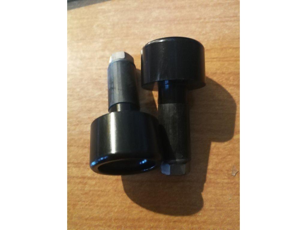 Závažíčka - koncovky řidítek ENVY ERGAL Al7075T6 univerzální 12mm