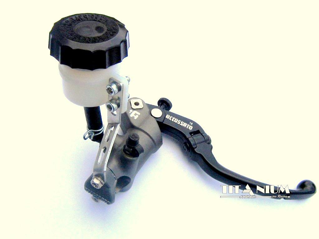 Sestava nádobky kapaliny pro brzdový/spojkový systém - komplet