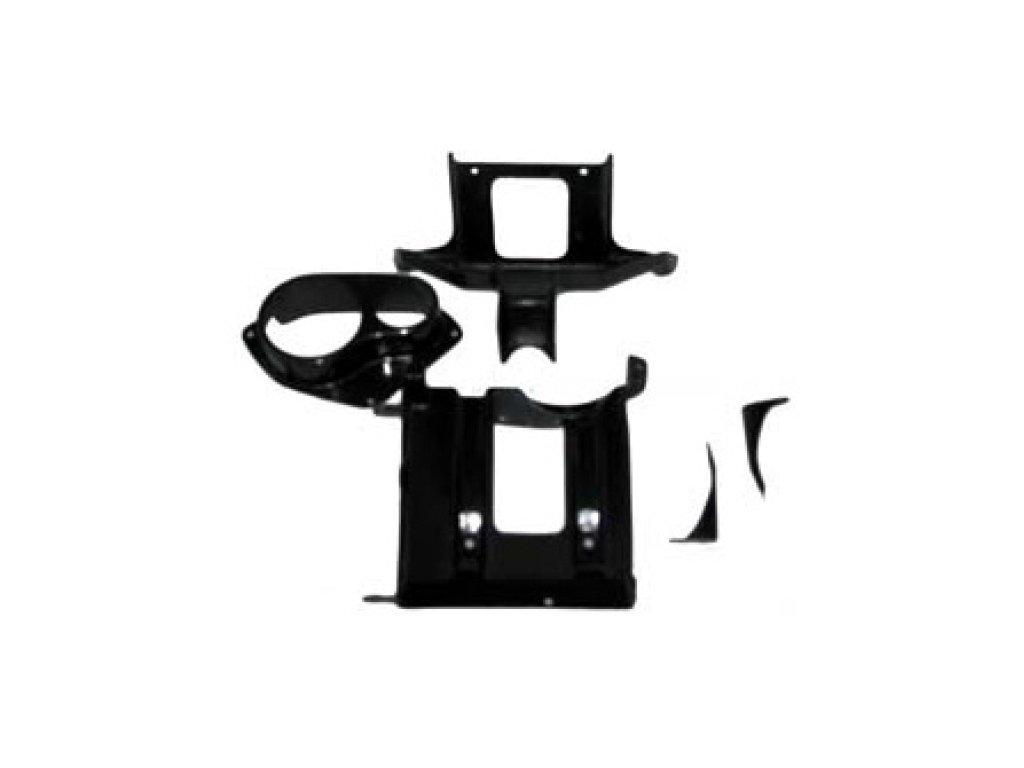 Set předních držáků a kryt přístrojové desky CM COMPOSIT pro DUCATI 916 RACING CARBON