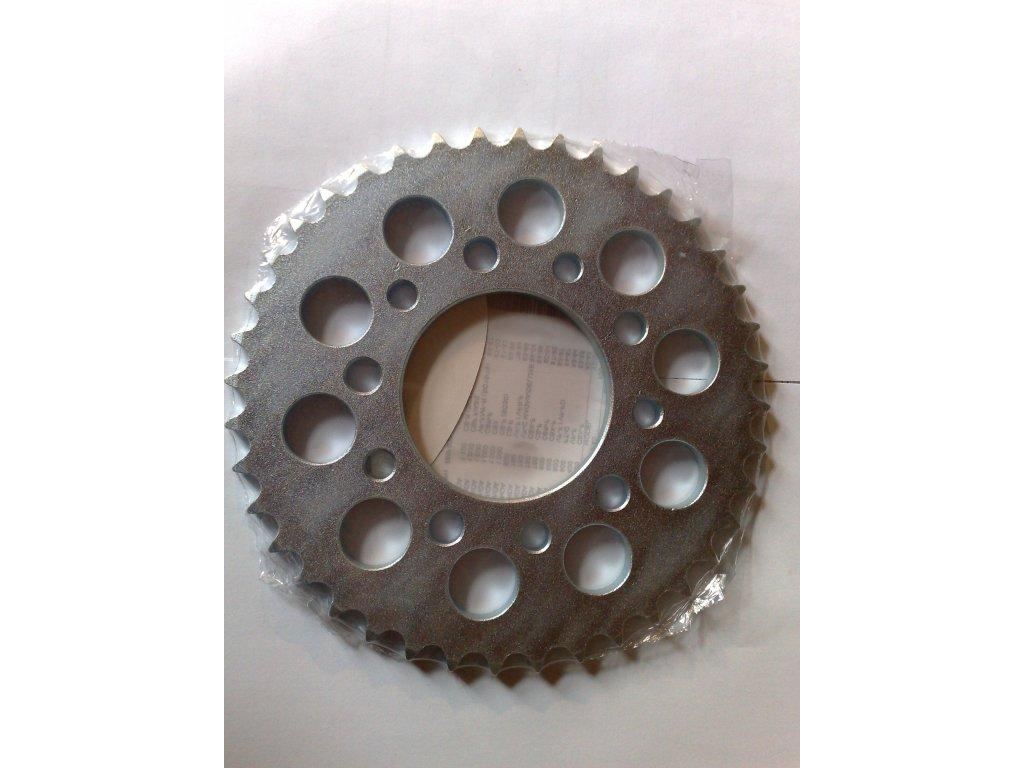 Rozeta ocelová PBR Sprocket pro HONDA mod.530, ocel C45