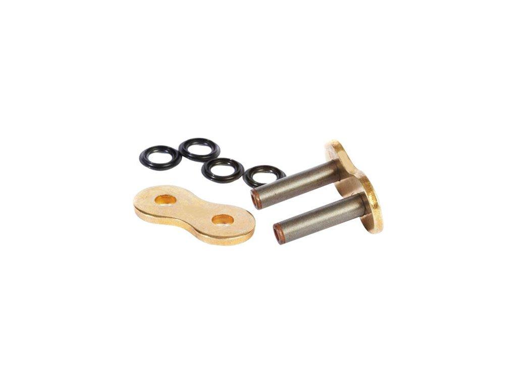 Enuma Chain řetězová spojka nýtovací pro řetěz EKPL 525MVXZ - zlatá