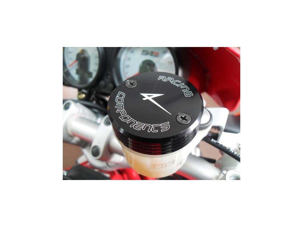 Víčko nádobky brzdové pumpy 4Racing - různé modely