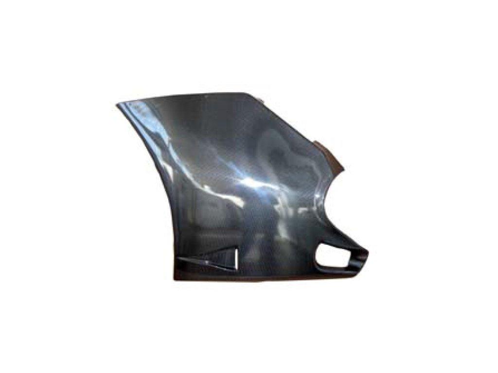 Levý boční díl kapotáže CM COMPOSIT pro DUCATI 998 RACING