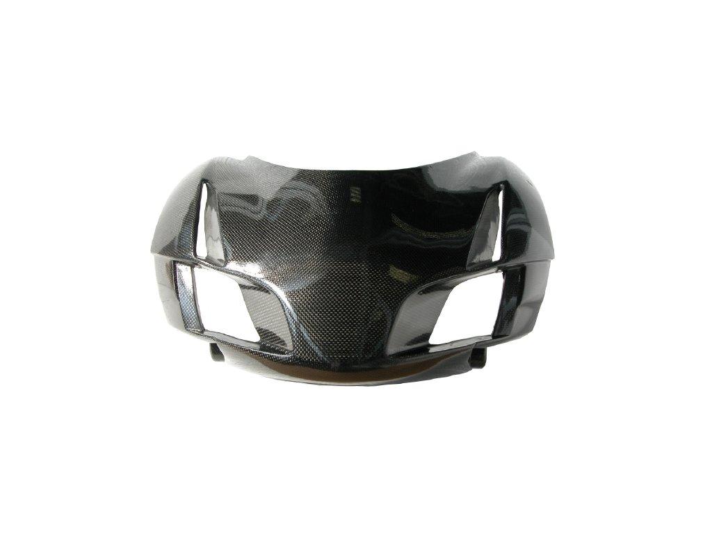 Přední maska CM COMPOSIT pro DUCATI 999 CORSA CARBON