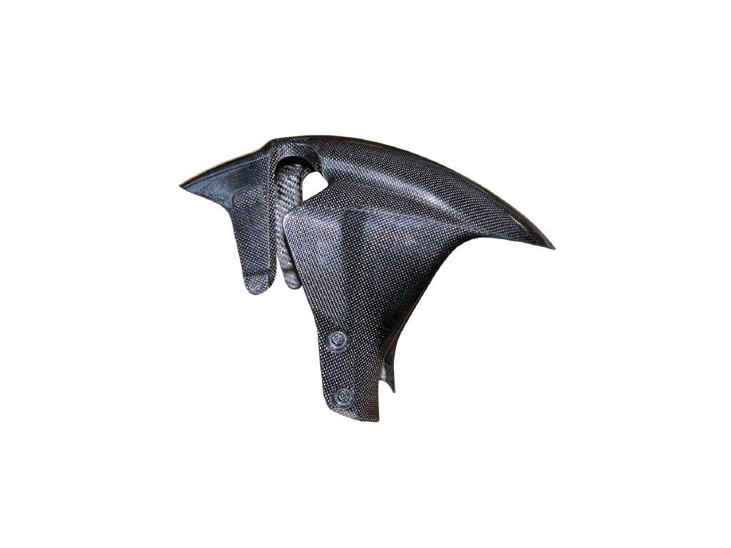 Přední blatník CM COMPOSIT pro HONDA CBR 600 RR r. 2005 CARBON
