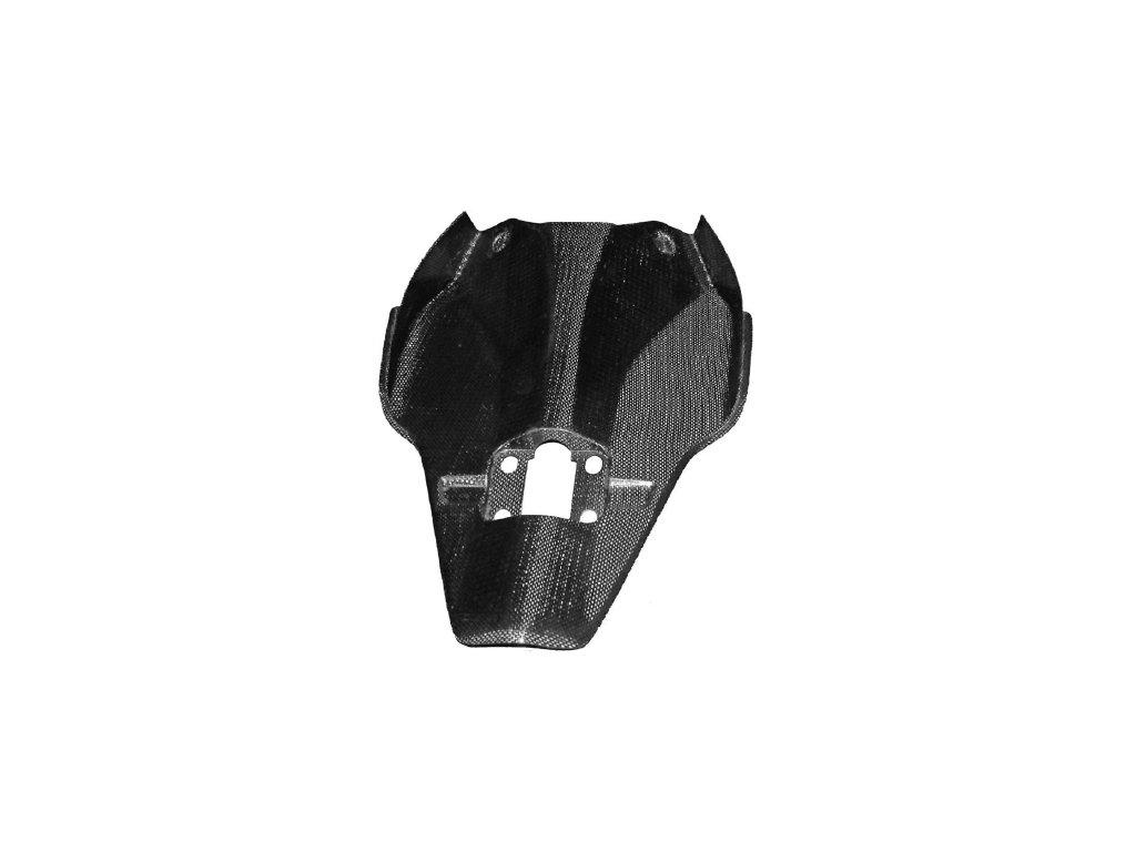 Podsedlový tepelný kryt CM COMPOSIT pro DUCATI 848/1098/1198 RACING CARBON