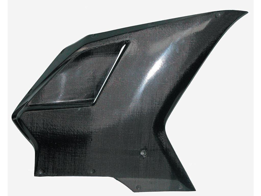 Pravý boční díl kapotáže CM COMPOSIT pro DUCATI 848/1098/1198 SSTK  CARBON