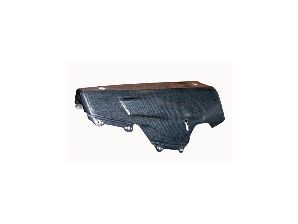 Olejová vana CM COMPOSIT pro DUCATI 848/1098/1198 SSTK (GFK sklolaminát)