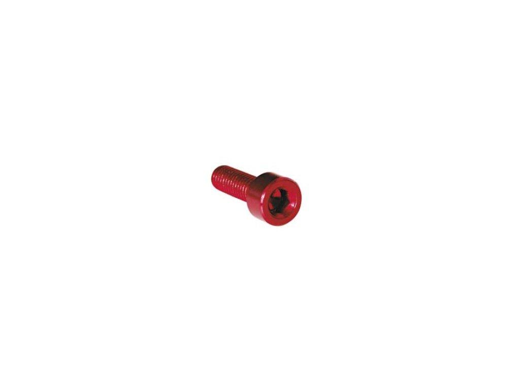 Šroub TCEI (DIN 912) - vnitřní šestihran, válcová hlava,  materiálové provedení AL7075 - ERGAL