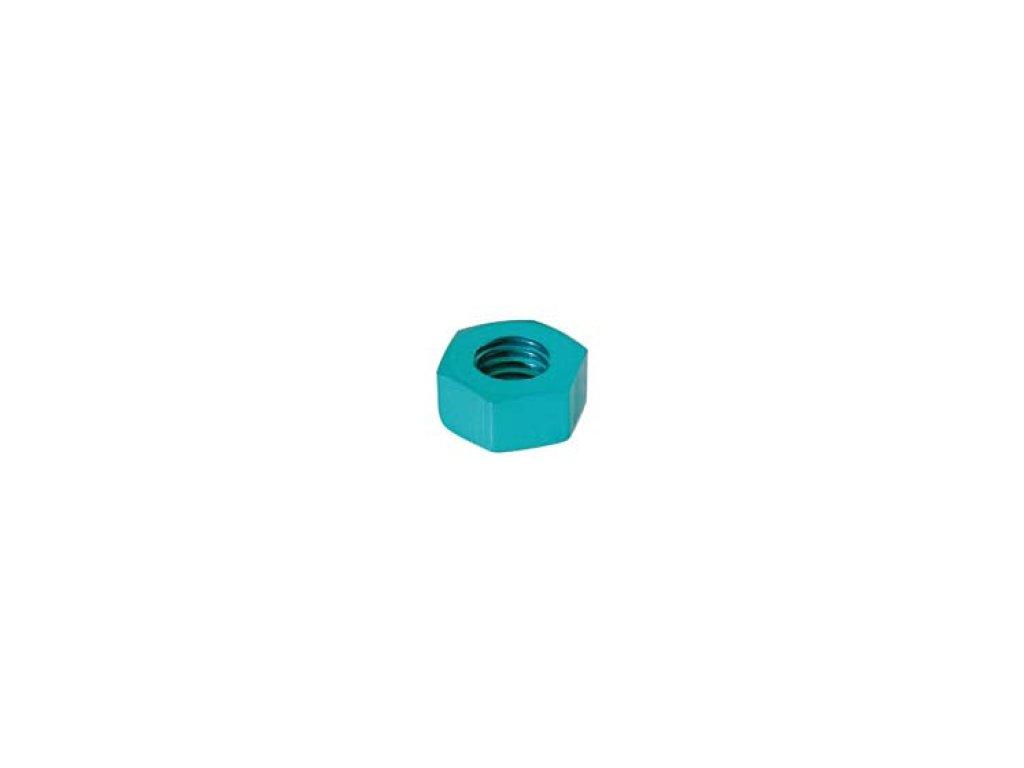 Matice DE (DIN 934) - šestihran - materiálové provedení AL7075 - ERGAL