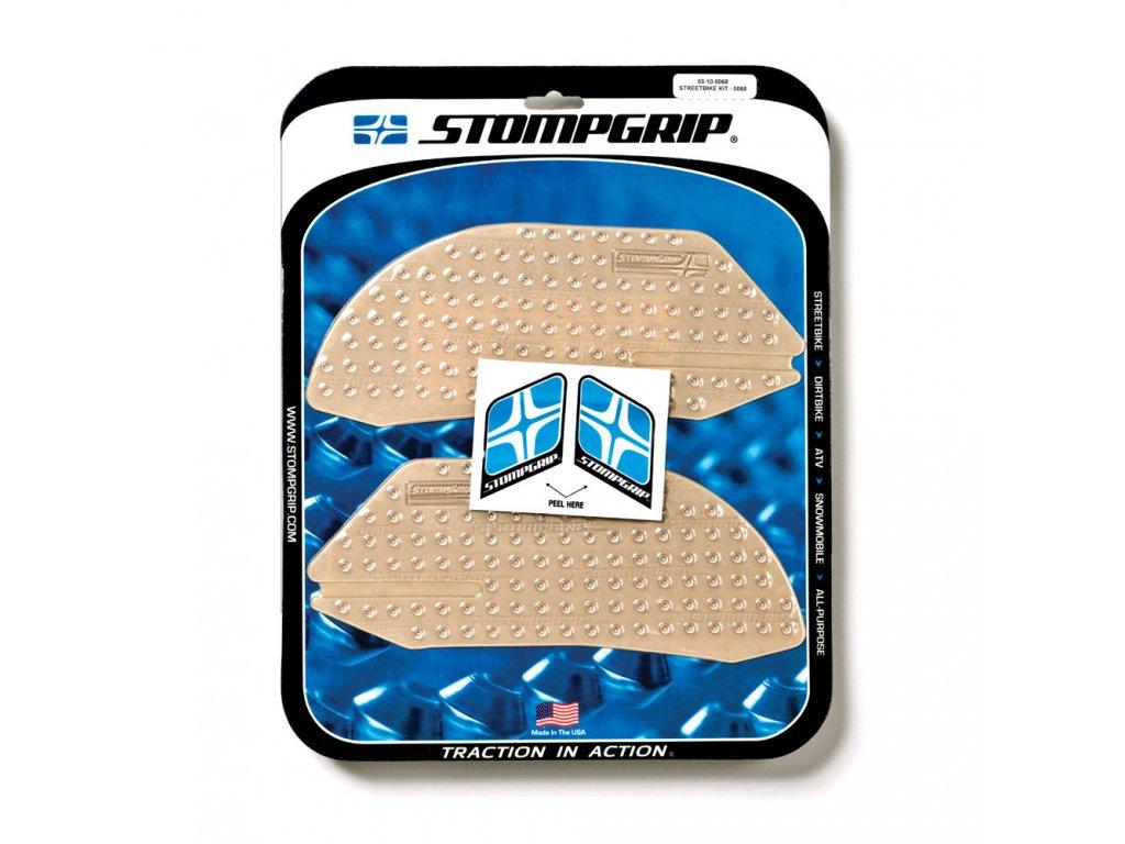 Protiskluzové a ochranné polepy nádrže STOMPGRIP - DUCATI 1199 PANIGALE r. 12-14/899 PANIGALE/SL - pár