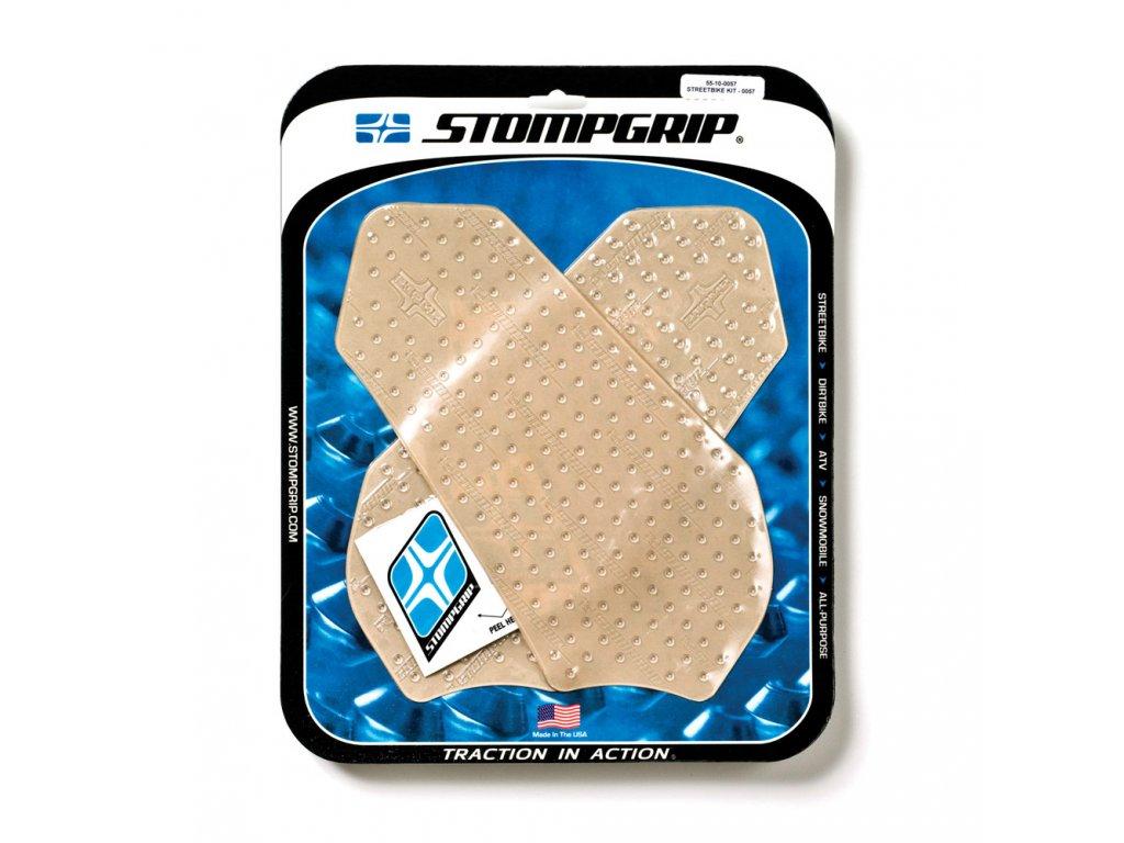 Protiskluzové a ochranné polepy STOMPGRIP - 11-14 SUZUKI GSXR 600/750 - pár