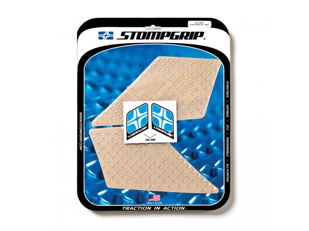 Protiskluzové a ochranné polepy STOMPGRIP - 06-13 KTM 990 ADVENTURE - pár
