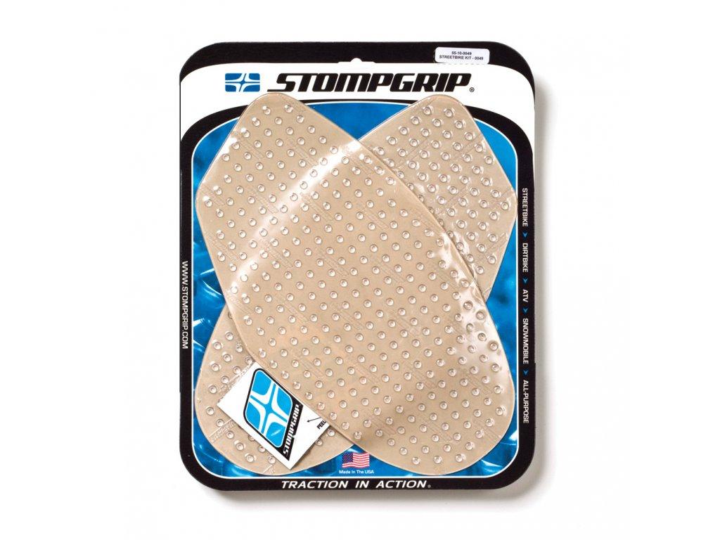Protiskluzové a ochranné polepy STOMPGRIP - 05-06 SUZUKI GSXR 1000 - pár