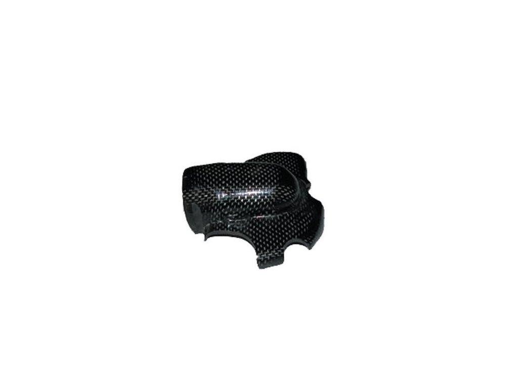 Kryt vodní pumpy CM COMPOSIT pro DUCATI 848/1098/1198 CARBON