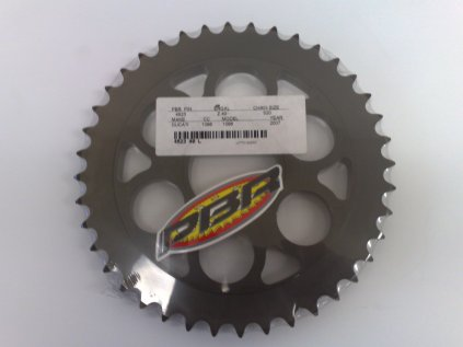 Rozeta ergalová PBR Sprocket pro DUCATI 1098/1198/SF, mod.520, RACING