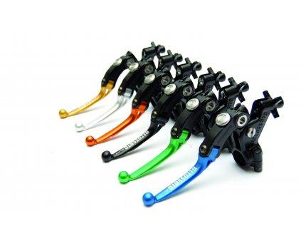 Spojková sestava ACCOSSATO MOTO 2 s kloubovou páčkou (ovládání spojky lankem)