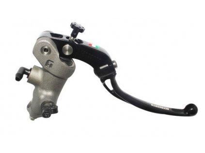 Radiální brzdová pumpa kovaná ACCOSSATO 19x18 s kloubovou páčkou