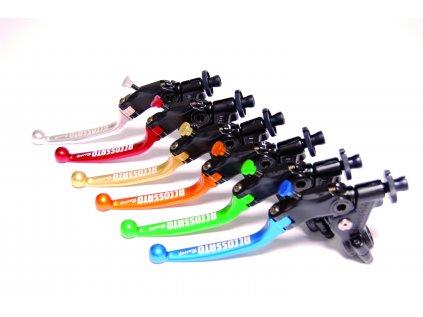 Spojková sestava ACCOSSATO s kloubovou páčkou (ovládání spojky lankem)