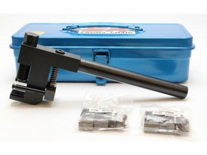 Dělicí a nýtovací přístroj pro řetězy EKCRT-50A