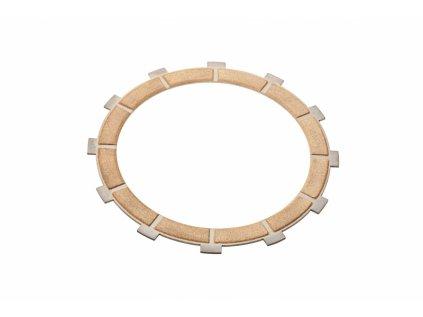 Spojková lamela CNC RACING - DUCATI - 3 mm - SINTROVANÉ