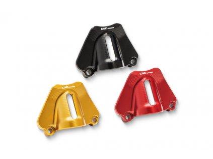 Kryt víka spojky CNC Racing - MV AGUSTA Brutale 675-800 r. 12-13