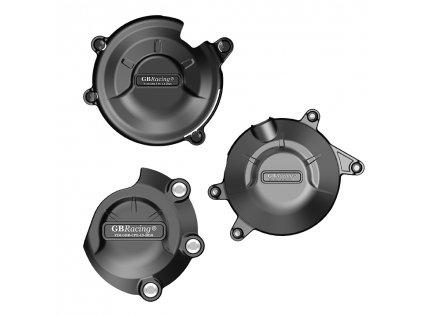 Sada ochranných krytů motoru GB RACING - HONDA CBR 500