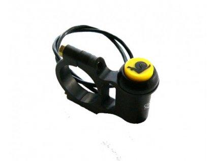 Spínač omezovače rychlosti pro PIT-LINE (PIT LIMITER) pro motorku - SP ELECTRONICS