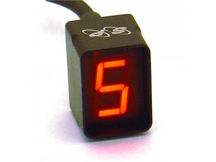 Indikátor zařazené rychlosti pro motorku SP ELECTRONICS