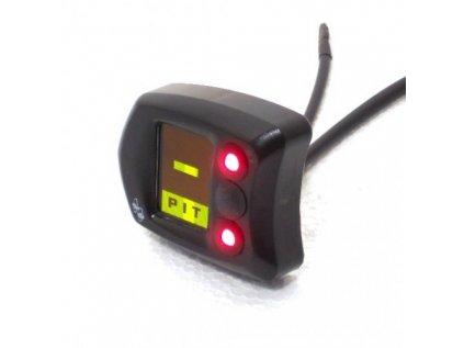 Multifunkční indikátor zařazené rychlosti OLED pro motorku - SP ELECTRONICS VISIO