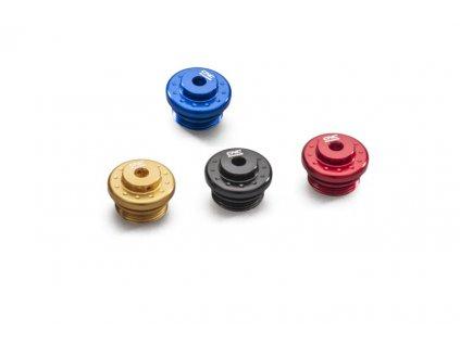 Ozdobný šroub plnicího otvoru oleje CNC RACING - DUCATI MONSTER 20 x 2,5 mm