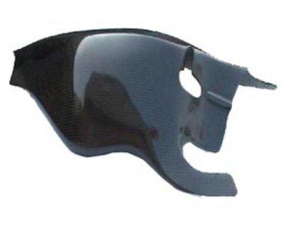Kryt kyvné vidlice CM COMPOSIT pro DUCATI 916 - 996 - 998 RACING (velký model) CARBON
