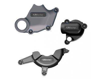 Sada ochranných krytů motoru GB RACING pro DUCATI 1098/1198