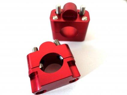 Zvýšení řidítek - redukce CNC z 22 na 28 mm