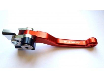 Spojková páčka sklopná - CNC FLEX pro Yamaha