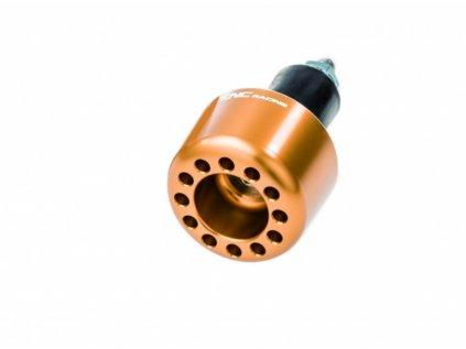 Koncovka - závažíčko řídítek CNC RACING - levá strana