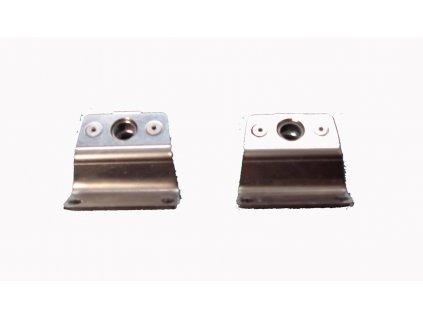 Dvojice třmenů přední masky CM Composit pro DUCATI 1199 Panigale XTR 2012 RACING