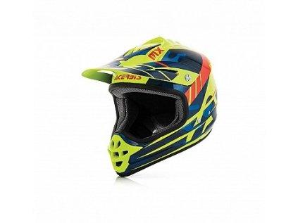 Helma na motorku Junior 2017 - Acerbis