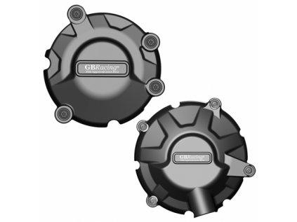 Sada krytů motoru GB RACING - MV AGUSTA F3 (675) 2012-2020