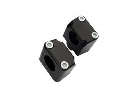 Redukce řidítek ACCOSSATO pr. 22 OFFROAD kit - plus 22mm