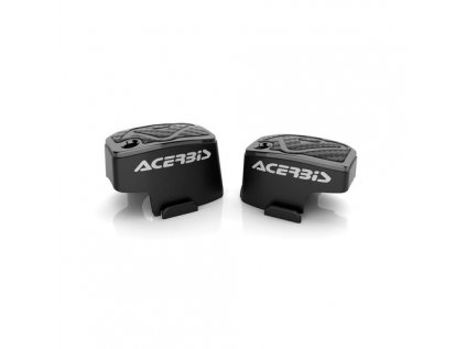 Plastový kryt pumpy a brzdy- Acerbis (pár)
