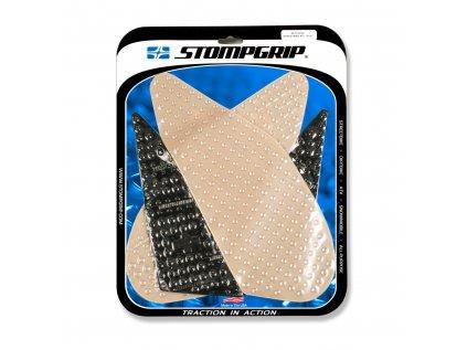 Protiskluzové a ochranné polepy nádrže STOMPGRIP -  16-17 Suzuki/ 17 1290 SUPER DUKE R - pár