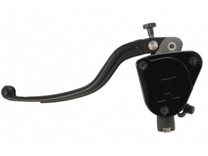Radiální spojková pumpa kovaná ACCOSSATO 16 x 16 s pevnou páčkou