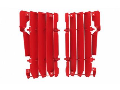 Sada chráničů chladiče Beta 2T/4T 13-18, červené