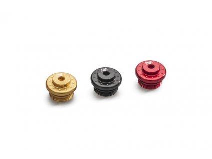 Ozdobný šroub plnicího otvoru oleje CNC Racing - M22x1,5